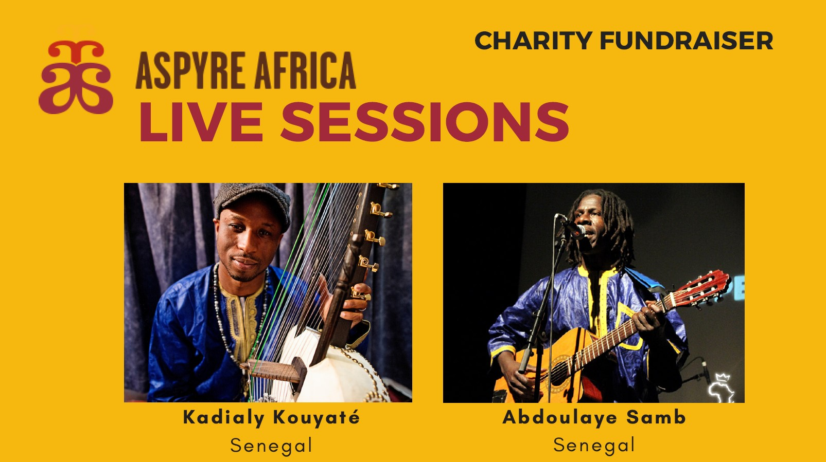 Aspyre Africa at The Africa Centre