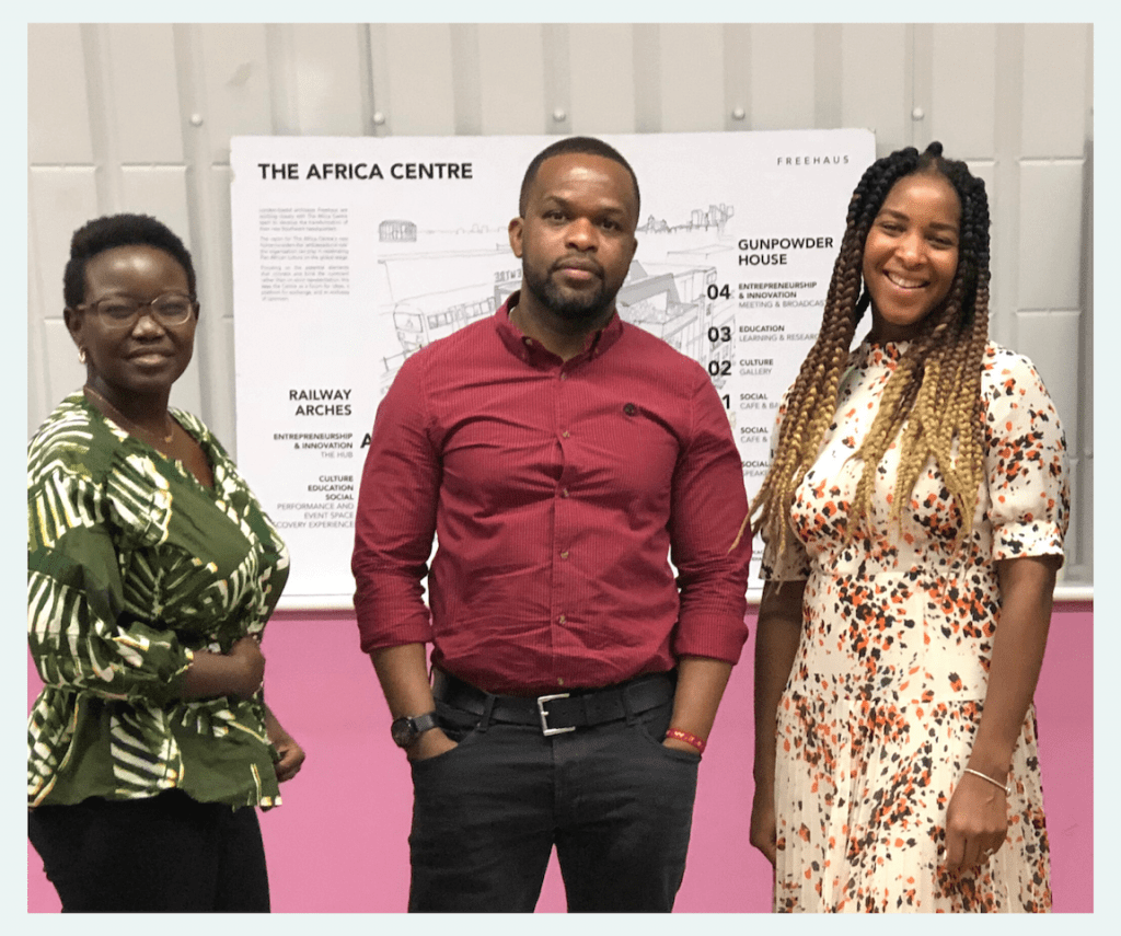 The Africa Centre Event