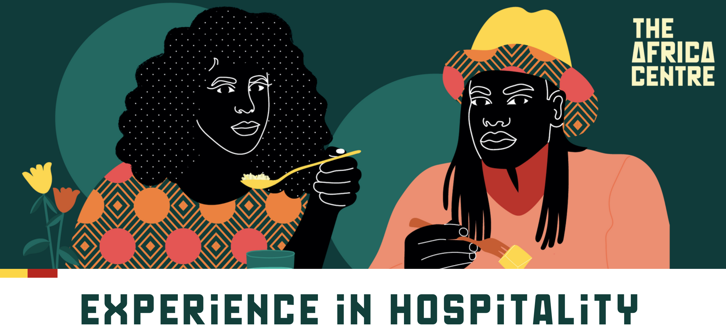 Experience in hospitality